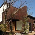 モミの木の家