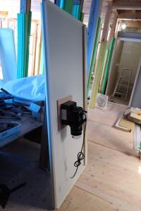 バスタブ側面パネル+シャワー水栓等
