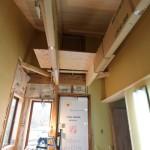 内装の下地工事